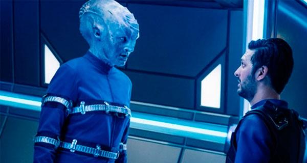 sd20 - Star Trek: Discovery Temporada 1ª. ¿Un nuevo comienzo?