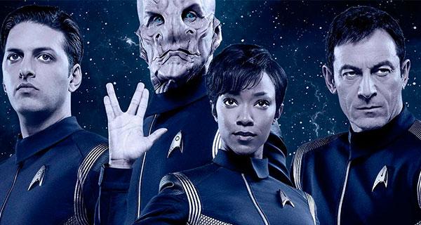 sd6 - Star Trek: Discovery Temporada 1ª. ¿Un nuevo comienzo?