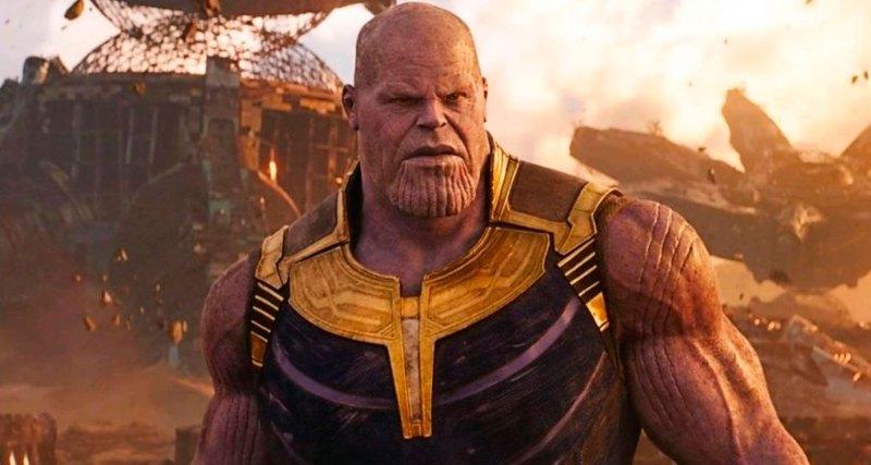 v1 - Vengadores: Infinity War. Lo mejor del Universo Marvel?