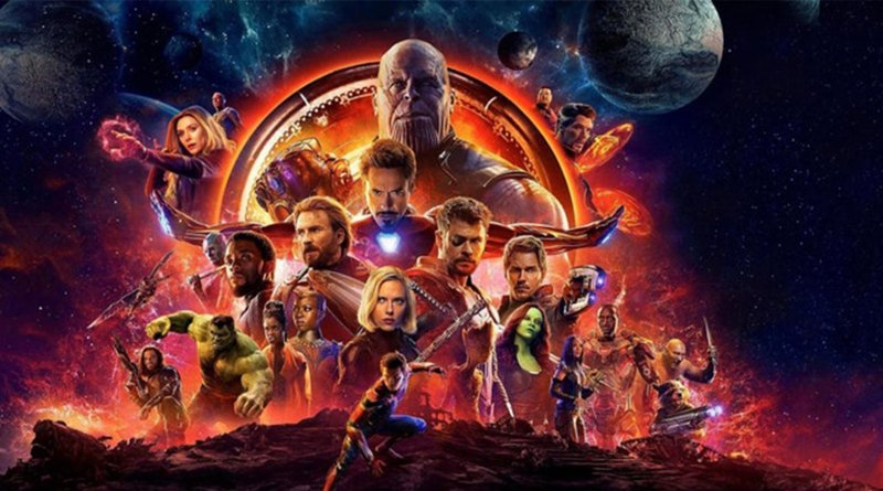 v13 - Vengadores: Infinity War. Lo mejor del Universo Marvel?
