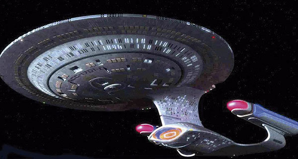 enterp - 12 naves icónicas de la Ciencia Ficción, II