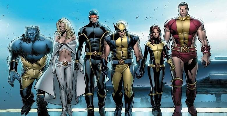 x men - La Increible Patrulla X  I: Un reboot de Josh Whedon