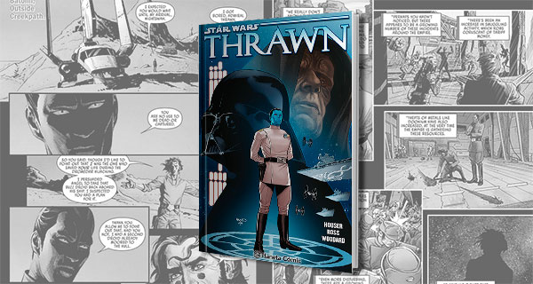 Star Wars: Thrawn, el Gran Almirante imperial