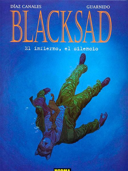 BS4 - Blacksad Integral: Novela negra con un toque animal