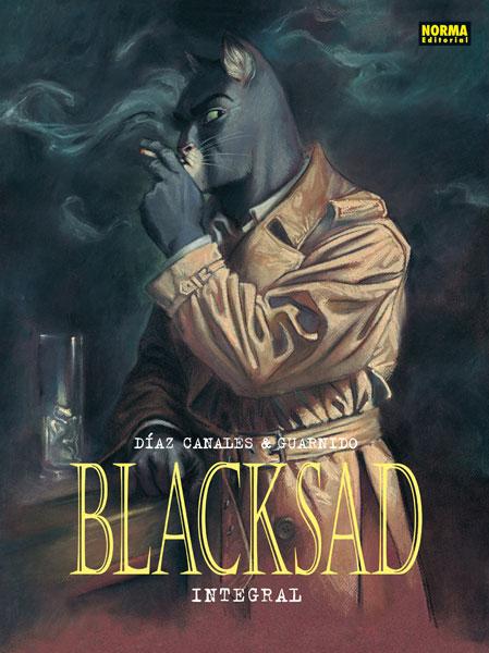 Blacksad Int - Blacksad Integral: Novela negra con un toque animal