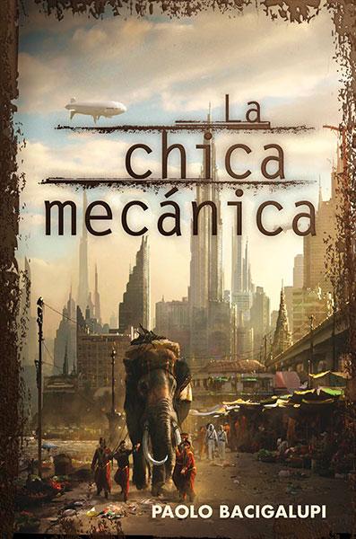 CHICA MECANICA OK - La Chica Mecánica. Consecuencias del cambio climático