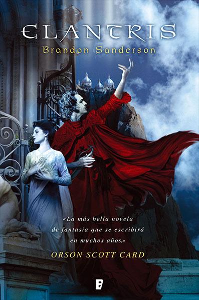 ELANTRIS BOOK - Elantris, la puerta de entrada al Cosmere