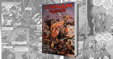 MockUp - Conan el Asesino, Integral. El cimmerio y los kozacs