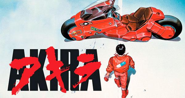 aportada - Akira, el anime que lo empezó todo
