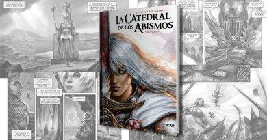 catedral portada - La Catedral de los Abismos: Volumen I , de Istin y Grenier