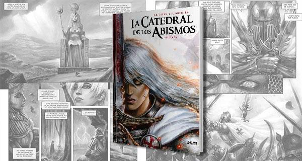 La Catedral de los Abismos: Volumen I , Istin y Grenier