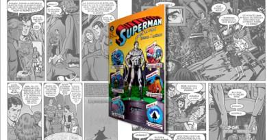 SUPERMAN PASO IN - ¿Qué le pasó al Hombre del Mañana? El mejor epílogo de Superman
