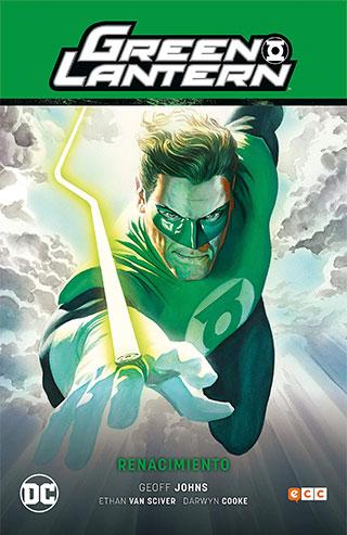 GREEN PORT - Green Lantern, Renacimiento: El regreso de Hal Jordan