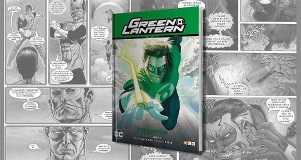 Green Lantern, Renacimiento: El regreso de Hal Jordan