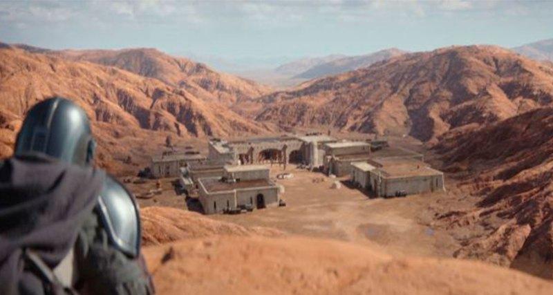 MANC - The Mandalorian, T1: Vuelve el western a Star Wars