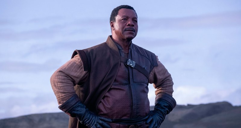 MAN CARL - The Mandalorian, T1: Vuelve el western a Star Wars
