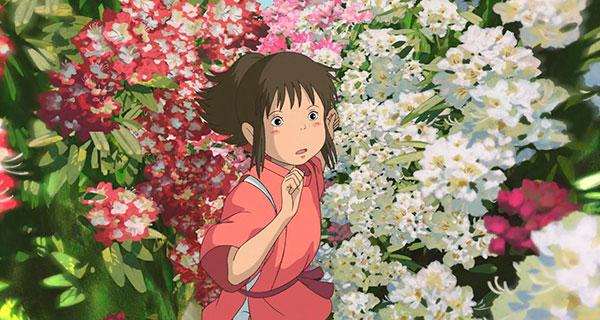 C11 - El Viaje de Chihiro. Studio Ghibli y Miyazaki