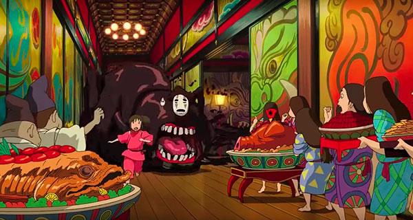 C13 - El Viaje de Chihiro. Studio Ghibli y Miyazaki