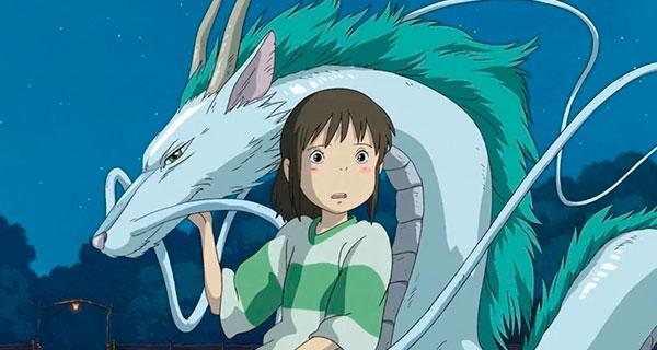 C16 - El Viaje de Chihiro. Studio Ghibli y Miyazaki