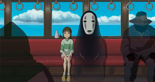 C21 - El Viaje de Chihiro. Studio Ghibli y Miyazaki
