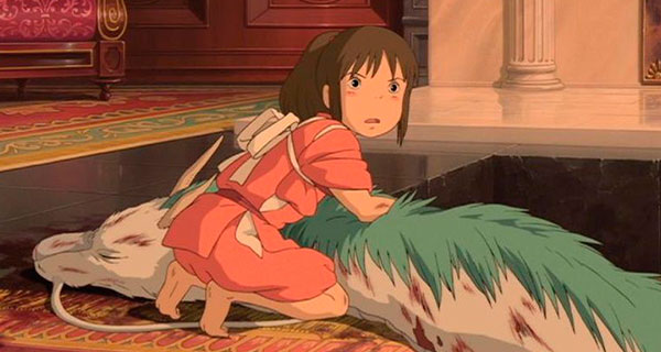 CH7 - El Viaje de Chihiro. Studio Ghibli y Miyazaki