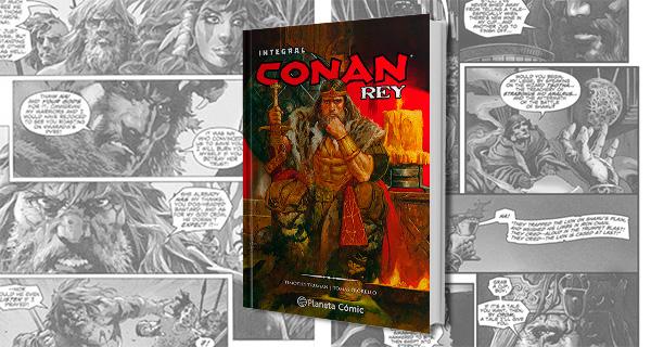 Conan Rey, Integral. de Truman y Giorello