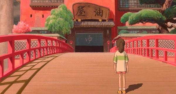 c27 - El Viaje de Chihiro. Studio Ghibli y Miyazaki
