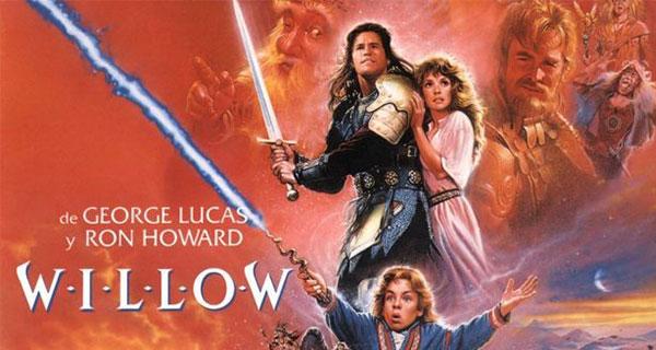 w1 - Willow. Fantasía, espada y brujería con toque nostálgico