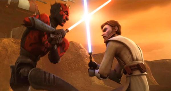 MAUL2 - Star Wars, Clone Wars: Villanos del lado Oscuro