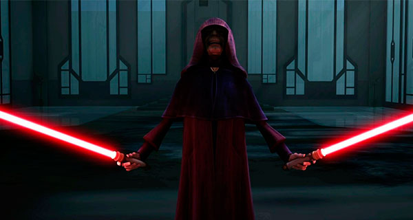 PALPATINE2 - Star Wars, Clone Wars: Villanos del lado Oscuro