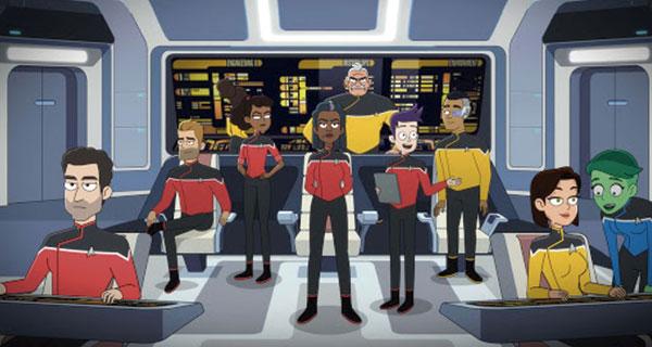 ST4 - Star Trek: Lower Decks. La serie que hacía falta