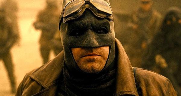 B13 - Batman v. Superman. La entrada a la Justice League