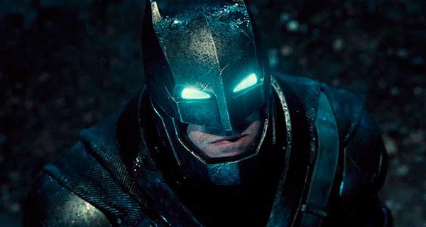 B9 - Batman v. Superman. La entrada a la Justice League