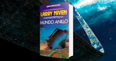 MUNDO PRIN - CF clásica I. Mundo Anillo, Larry Niven