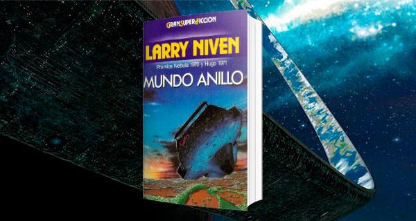 CF clásica I. Mundo Anillo, Larry Niven