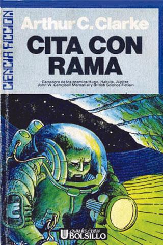 RAMA B - CF clásica II: Cita con Rama, Arthur C. Clarke