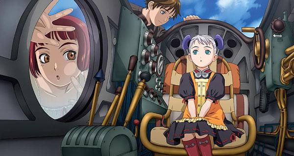 le3 - Last Exile, un anime injustamente olvidado