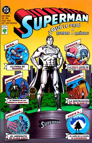 SUPERMAN QUE PASO PORTADA - Superman: 12 cómics del último hijo de Krypton