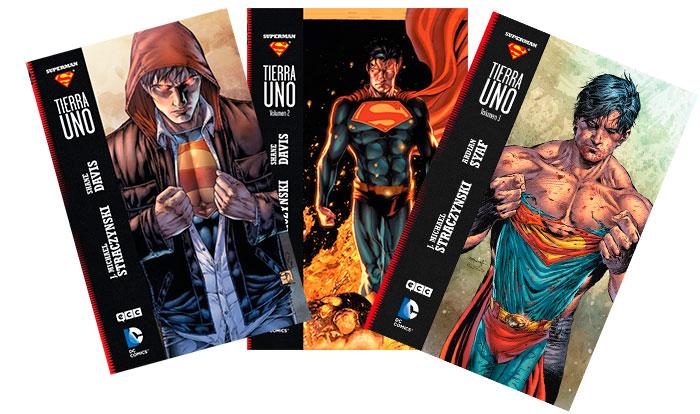 tierra - Superman: 12 cómics del último hijo de Krypton