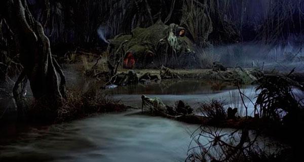 dagobah1 - Ciencia y Star Wars I: ¿Son factibles Tatooine, Hoth...?
