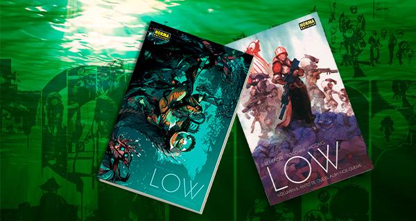 LOW 1,2 de Rick Remender y Greg Tocchini