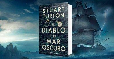 intro - El diablo y el mar oscuro, Stuart Turton y su cita con el misterio