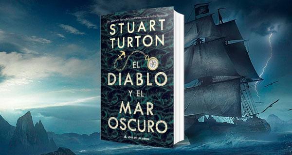 El diablo y el mar oscuro, Stuart Turton y su cita con el misterio