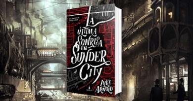 sunder intro - La última sonrisa en Sunder City, Luke Arnold