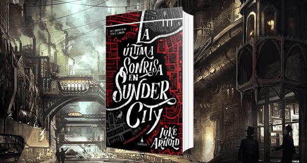 La última sonrisa en Sunder City, Luke Arnold