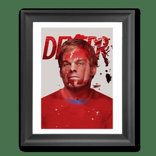 Carteles de series, Dexter