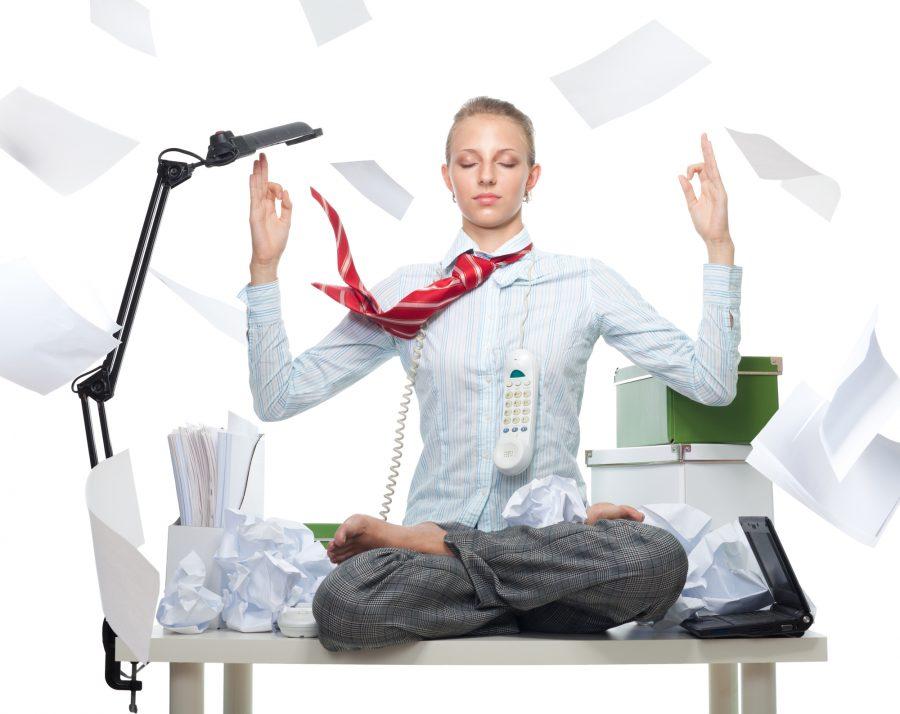 estrés y vida cotidiana