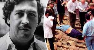 Pablo Escobar, vida y muerte del sociópata que marcó la historia reciente de Colombia.