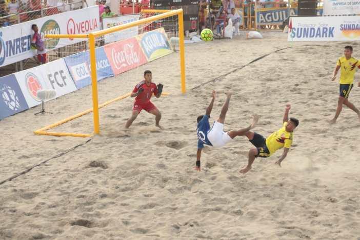 Resultado de imagen para los V Juegos Suramericanos de Mar y Playa 2023