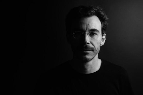 El fotógrafo David Jiménez. Foto: Roberto Villalón.